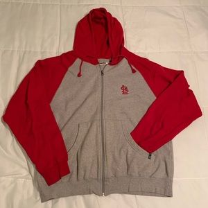 St Louis Cardinals Antigua Hoodie Sweatshirt Sz M